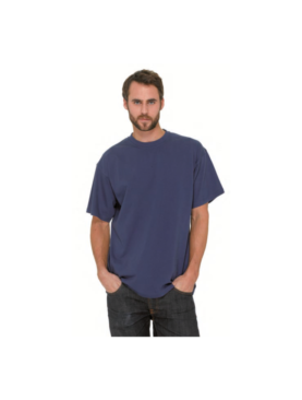 Wenaas T-shirt Basic Mens - 100% combed cotton 180 gr/m2 - 35010
